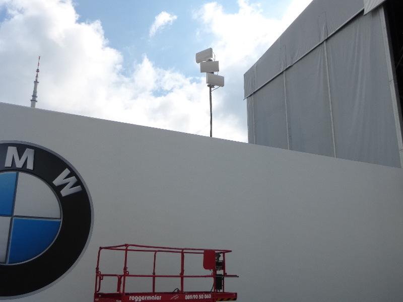 mobile mast reiter antennenbau